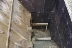 Oprava zásobníku kameniva otěruvzdorným plechem